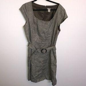 Ann Taylor - Amazing Dress with Belt Size 18